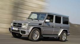 Mercedes G-Class cải tiến sẽ được bán đến năm 2027