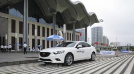 Lái thử Mazda6 mới tại Hà Nội
