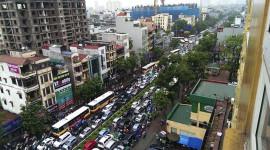 Cấm tuyến Cầu Giấy - Xuân Thủy, ôtô đi đường nào?