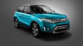 Hình ảnh đầu tiên của Suzuki Vitara 2015