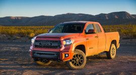 Công bố giá bán Toyota Tundra TRD Pro 2015