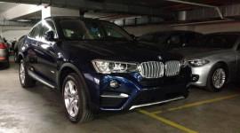 BMW X4 bất ngờ có mặt tại Việt Nam