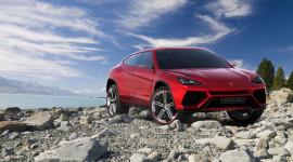 """Kế hoạch sản xuất Lamborghini Urus vẫn bị """"treo"""""""
