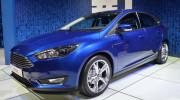Công bố giá bán Ford Focus bản cải tiến