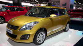 Suzuki Swift chạm mốc doanh số 4 triệu xe trên toàn cầu