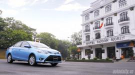 """Toyota Vios 2014 lập kỷ lục doanh số bất chấp tháng """"ngâu"""""""