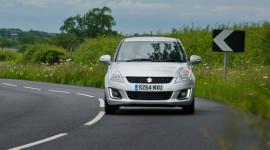Trang bị động cơ mới, Suzuki Swift tiêu thụ 4,3 lít/100km