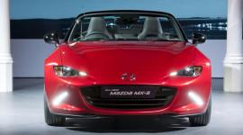 Lộ diện thông số kỹ thuật Mazda MX-5 2016