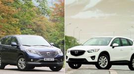 """Cuộc đua """"song mã"""" SUV 5 chỗ tại thị trường ôtô Việt"""