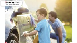 Mua lốp Bridgestone được tặng đồ bảo dưỡng