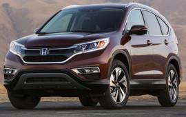 """Honda CR-V 2015 sắp """"lên kệ"""""""