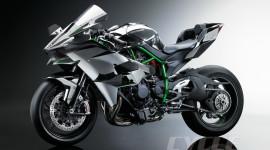 Kawasaki Ninja H2R: Môtô sức mạnh 300 mã lực