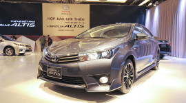 Toyota Corolla Altis 2014:  Sự ấn tượng đến từ từng đường nét