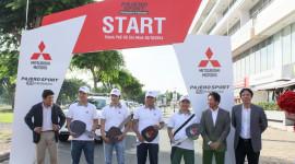 Khởi động hành trình xuyên Việt cùng Mitsubishi Pajero Sport
