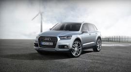 Audi Q7 2016 sắp trình làng
