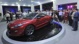 THACO công bố giá 4 mẫu xe Peugeot mới