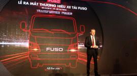 Mercedes-Benz Việt Nam ra mắt thương hiệu xe tải FUSO