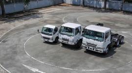 Bộ ba xe tải FUSO vừa ra mắt có gì đặc biệt?