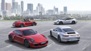 Porsche 911 GTS 2015 chính thức trình làng