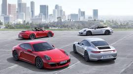 Porsche giới thiệu 911 Carrera GTS mới
