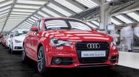 Audi xuất xưởng chiếc A1 thứ 500.000