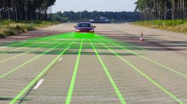 Ford nâng cấp tính năng dừng xe khi phát hiện người đi bộ