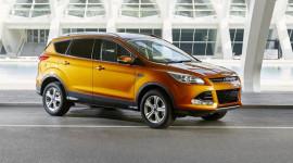 Ford trang bị thêm động cơ mới cho mẫu Kuga
