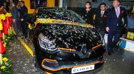 Khai trương phòng trưng bày Renault Sài Gòn