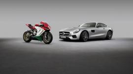 Mercedes-AMG xác nhận mua 25% cổ phần của MV Agusta