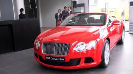 Người Việt đã có thể mua xe Bentley chính hãng ngay tại Hà Nội