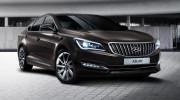 Hyundai Aslan: Sedan hạng sang 9 túi khí