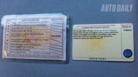 Có bắt buộc phải đổi giấy phép lái xe trong năm nay?