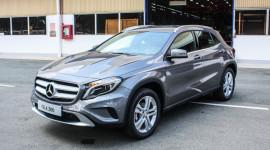 Mercedes-Benz GLA200: Chiếc crossover đầy tiện ích