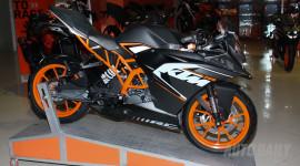 Ra mắt KTM RC200 và RC390 tại Việt Nam