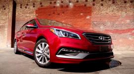 Không nên phớt lờ Hyundai Sonata 2015