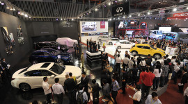 TRỰC TIẾP: Ngày khai màn Vietnam Motor Show 2014