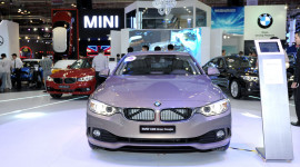 """""""Ngập"""" ưu đãi cho khách hàng BMW/MINI tại VMS 2014"""