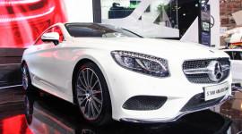 Ngẩn ngơ trước vẻ đẹp của Mercedes S 500 4MATIC Coupe tại VMS 2014