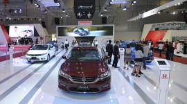 """""""Bản giao hưởng"""" ấn tượng của Honda Việt Nam tại VMS 2014"""
