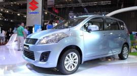 Suzuki Ertiga – Xe gia đình 7 chỗ mới toanh, giá 599 triệu đồng