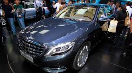 Mercedes-Maybach S600 nổi bật tại triển lãm Quảng Châu