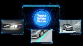 Toyota giới thiệu hàng loạt công nghệ mới