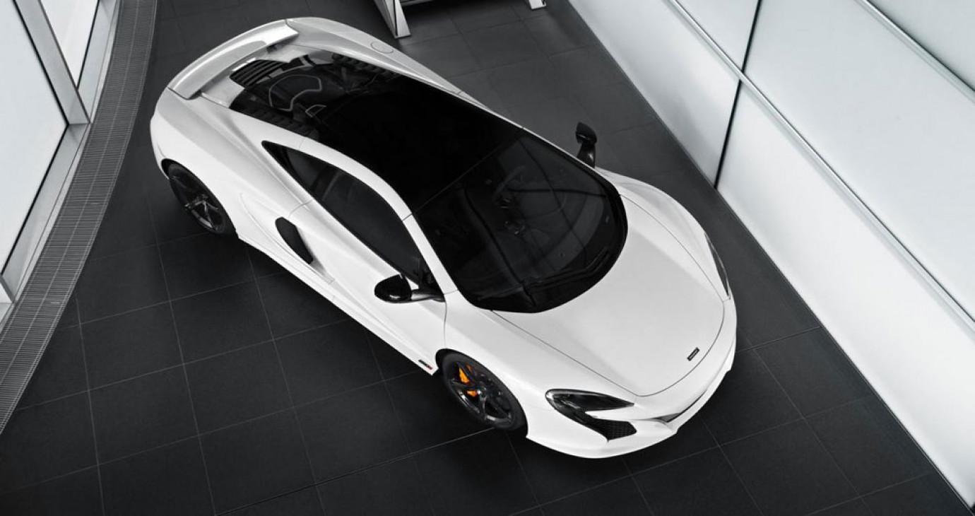 McLaren sẽ không dùng động cơ Honda trên xe thương mại