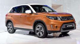 Suzuki sẽ giới thiệu 6 mẫu xe mới vào năm 2017