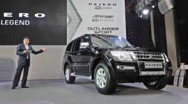 Khám phá độ an toàn đẳng cấp của Mitsubishi Pajero