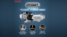 Honda vững thế dẫn đầu với thế hệ động cơ tư duy thông minh eSP