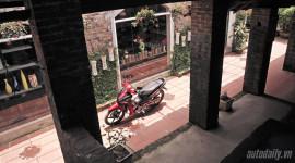 Chống trộm xe máy bằng… điện thoại