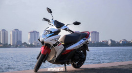 Đánh giá Yamaha Nouvo Fi 2015