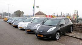Nissan hy vọng doanh số mẫu xe Leaf EV tăng 25% trong năm tới