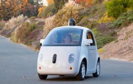 Google chính thức tiết lộ chiếc xe tự lái
